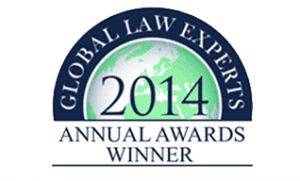 Leading Law Firm of the Year 2014